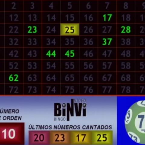 Binvi El Bingo En Casa En Dvd